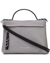 fe7cd9ec123 Marc Jacobs Quilted Shoulder Bag in Black - Lyst