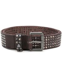 Htc Los Angeles - Studded Belt - Lyst