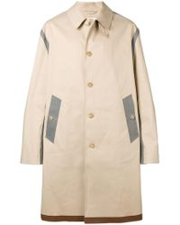 Mackintosh - Trench à coupe oversize - Lyst