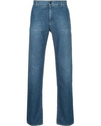 Cerruti 1881 - Regular Straight Leg Jeans - Lyst