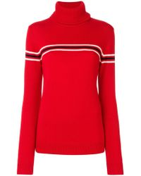 Perfect Moment - Orelle Turtle Neck Jumper - Lyst