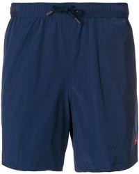 Aspesi - Plain Swim Shorts - Lyst
