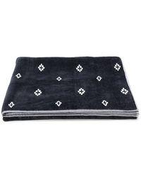 Marcelo Burlon - Cross Print Beach Towel - Lyst