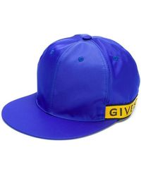 Givenchy - Logo Tape Cap - Lyst