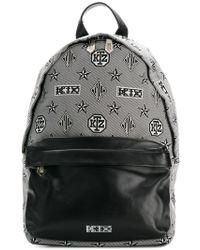 KTZ - Monogram Printed Backpack - Lyst