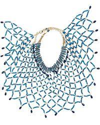 Rosantica - Rete Necklace - Lyst