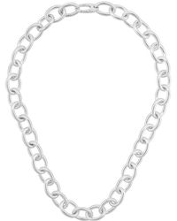 ISABEL LENNSE - Chunky Chain Necklace - Lyst