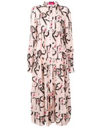F.R.S For Restless Sleepers - Printed Dress - Lyst