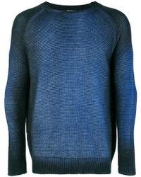 Avant Toi - Overdyed Sweater - Lyst