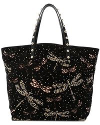 RED Valentino - Embellished Dragonfly Tote - Lyst