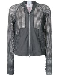 Lost and Found Rooms - Zipped Cardigan - Lyst