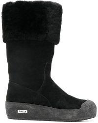 Bally - Carolyne Snow Boots - Lyst