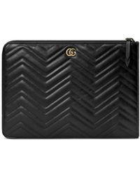 Gucci - Portfolio GG Marmont - Lyst