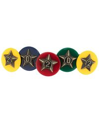DSquared² - Star Embellished Hair Clip - Lyst