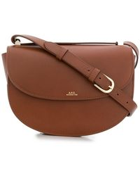 A.P.C. - Geneve Crossbody Bag - Lyst