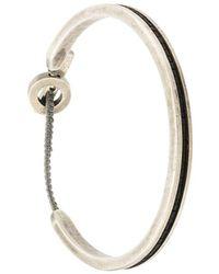 M. Cohen Beaded Bracelet - Grijs