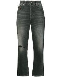 DIESEL - Gerade 'Aryel 084VK' Jeans - Lyst