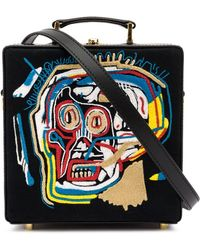 Olympia Le-Tan - Skull Box Bag - Lyst