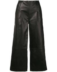 Chalayan - Cropped Trousers - Lyst