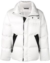 Tom Ford - Zip-up Padded Jacket - Lyst