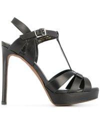 Lola Cruz - Platform Stiletto Heels - Lyst