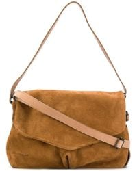 Marsèll - Foldover Top Shoulder Bag - Lyst
