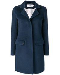 Closed - Wool Coat - Lyst