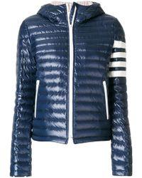 Thom Browne - Down-filled Nylon Tech Jacket - Lyst