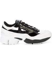 5e9e49377fcb Lyst - adidas By Raf Simons Response Trail Mesh Sneakers in Black