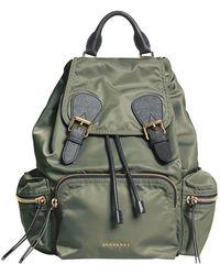 Burberry | Medium Rucksack Backpack | Lyst