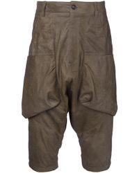 Alexandre Plokhov - Drop-crotch Trousers - Lyst