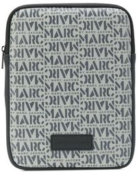 Marc By Marc Jacobs - Logo Print Laptop Case - Lyst