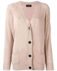 Roberto Collina - Buttoned Cardigan - Lyst