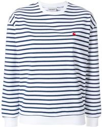 Carhartt - Striped Jumper - Lyst