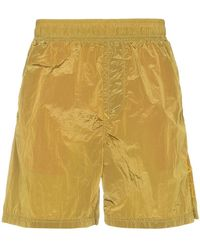 Stone Island | Metal Garment Dyed Swim Shorts | Lyst