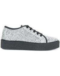 MM6 by Maison Martin Margiela - Curly Sneakers - Lyst