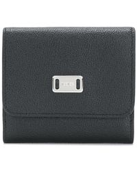 Tod's - Logo Plaque Wallet - Lyst