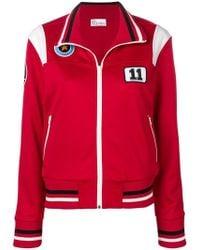 RED Valentino - Patch Detailed Sweatshirt - Lyst