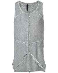 First Aid To The Injured - Sphenoid Tank Top - Lyst