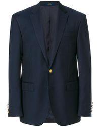 Ralph Lauren | Fitted Formal Blazer | Lyst