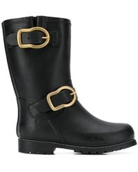 Dorothee Schumacher - Classic Double-buckle Boots - Lyst
