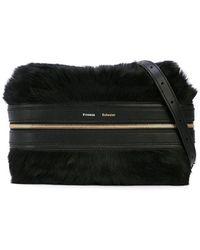 Proenza Schouler Pony Bum Bag - Black