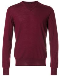 Lardini - Maglia Sweater - Lyst