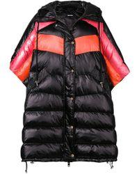 DIESEL - Padded Oversized Coat - Lyst