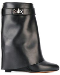 Givenchy - Shark-tooth Pant-leg Bootie - Lyst