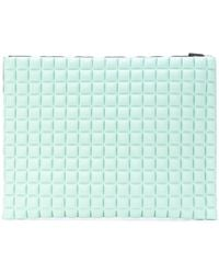 NO KA 'OI - Textured Clutch Bag - Lyst