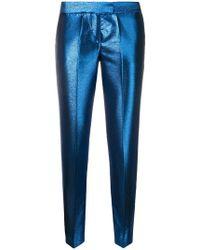 Christian Pellizzari - Skinny Fit Trousers - Lyst