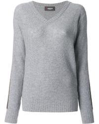 Jo No Fui - V-neck Pullover - Lyst