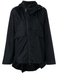 Sàpopa - Zipped Hooded Jacket - Lyst