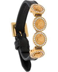 Versace - Medusa Medallion Bracelet - Lyst